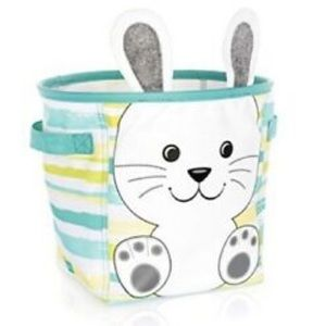 Thirty one mini storage bin in hippity hop print